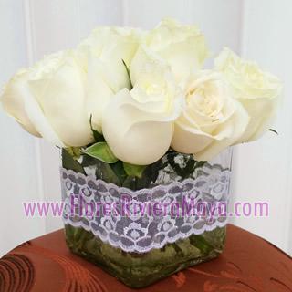 Centros de mesa bodas y eventos Florista de bodas